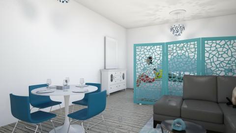 Studio Apartment  - by Savannah G