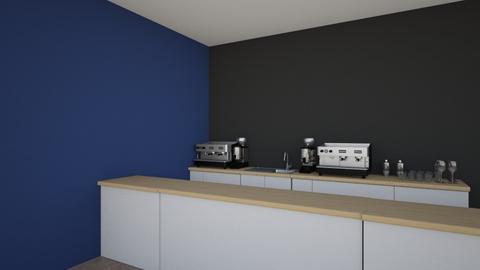 ristorante - Kitchen - by lilskip004