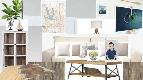 living room  - by thebrittanyaward