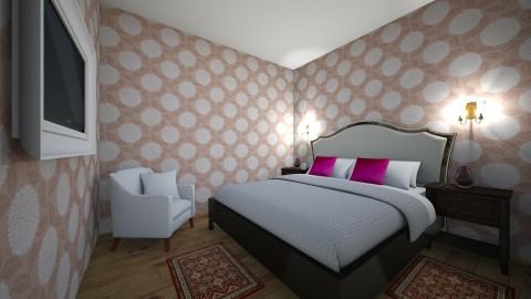 my bedroom  - by Marie Antoinette_671