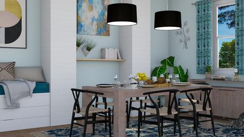 Family Days - Modern - Dining room - by millerfam