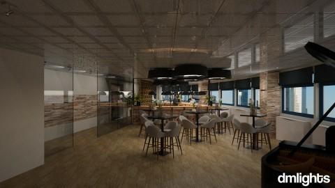 2a 17de Mess Lounge - Rustic - Office - by qdewaardpatty