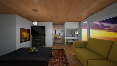 mama2 - Living room - by trAnsu