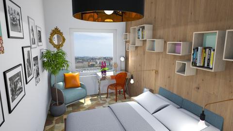 efeb bedroom3 - by Susangabi