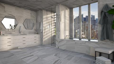 Amelia - Modern - Bathroom - by Reagan Avery Ford