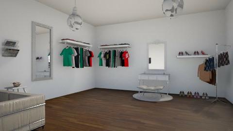 Dressing Room - Modern - by designer2001