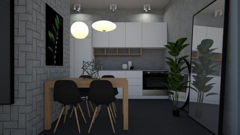 cozinha - by Adrieel_schn