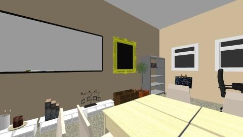 Classroom - by emilyehumphreys