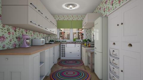 35 - Kitchen - by Raven Storme