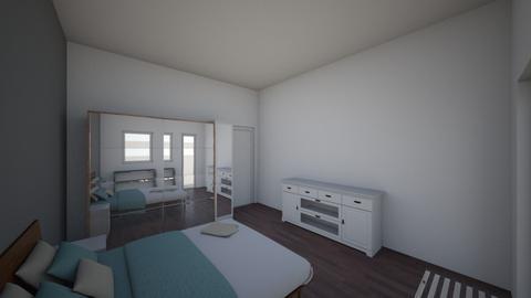 Schlafzimmer NW - Bedroom - by yetanotherusername