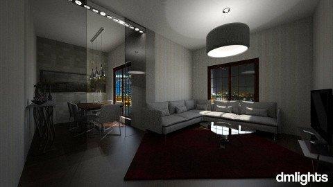 londn - Living room - by DMLights-user-1288151