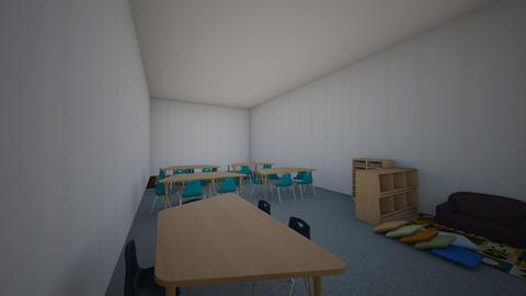 Classroom Layout - by MRBWGBEUFNELMAJRFMCMTGZQTDZTPYC