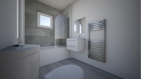 Whistable Bathroom - Modern - Bathroom - by ejwinteriors