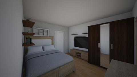 hallo - Bedroom - by vladschesco
