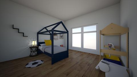 room aurelien - Kids room - by yatibe