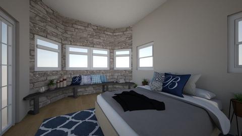Natural Lighting - Bedroom - by ellarowe224