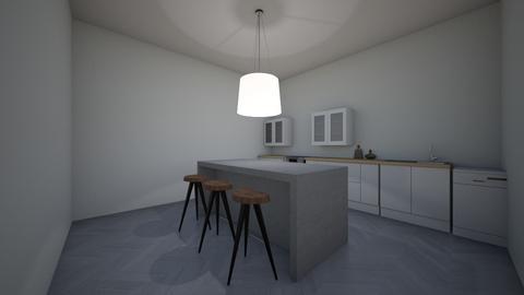 kitchen - Kitchen - by matthewkieran