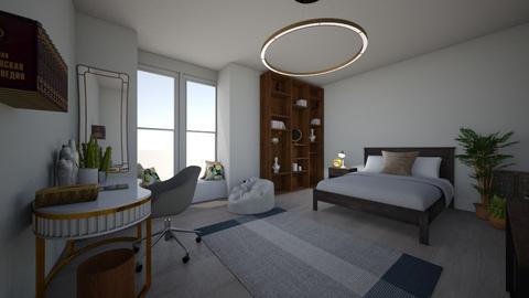 master bedroom - Bedroom - by abbysrooms