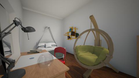 room #2 - by Kylie York