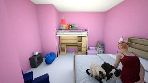 Kids Room - Kids room - by Gerlinda Scholten