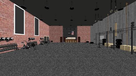 Gym 10 - by rogue_9837734453203cdb18d3ea47c4cdf