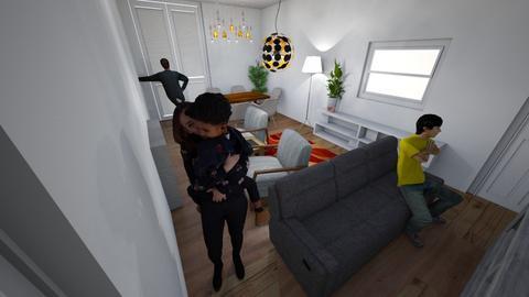 Sala1 - Living room - by ttsc