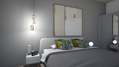 airbnb - Modern - Bedroom - by Cristiane Lichotto