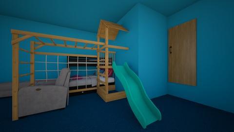 best bedroom - Vintage - Bedroom - by Noreena houses
