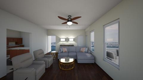 Saige living2 - Living room - by jilieboo