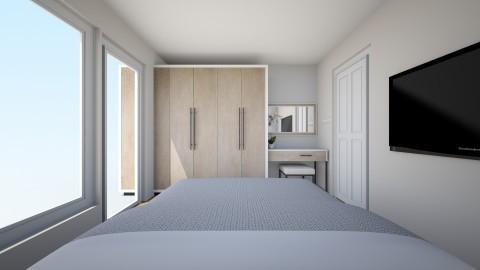 My dream home 3 - Modern - Bedroom - by aleksandra8