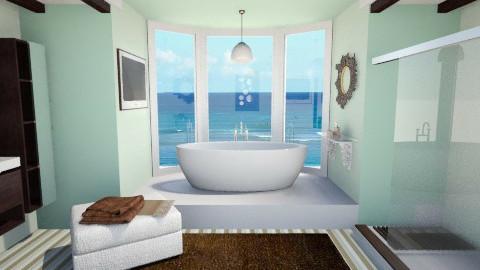 choco mint - Minimal - Bathroom - by sueshi