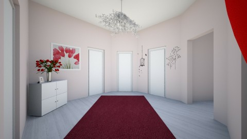 Corridor  - Feminine - by elalela