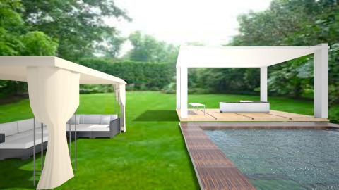 pillar - Living room - by naaaaaaaaaaatt