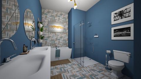 Modern Bathroom - Modern - Bathroom - by RAF2024