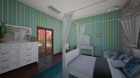 Bedroom - Bedroom - by Fchan