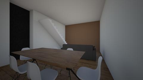 Zal - Living room - by lkarimov