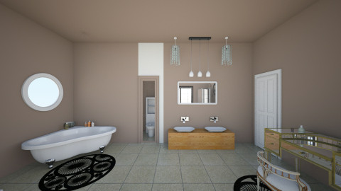 bathroom - Bathroom - by Sam050880