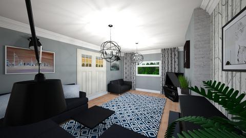 Livingroom v3_3 - Living room - by mtracerz