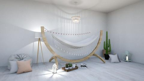 Dream Corner - by Evelyn MacRae