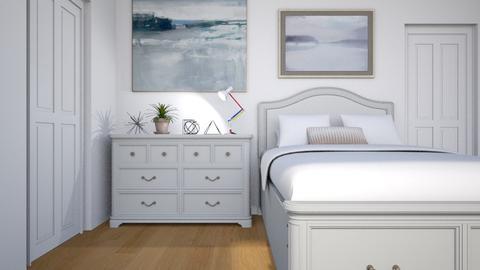 Rental BR - Modern - Bedroom - by millerfam