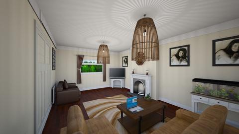Livingroom v2_2 - Living room - by mtracerz
