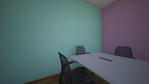 aula 207 - Office - by claracabrera