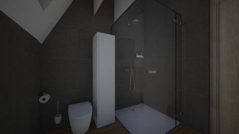 a - Bathroom - by ResidentEvil