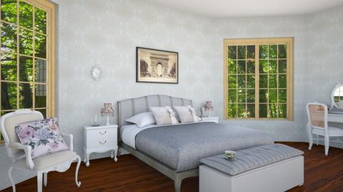 bedroom - Bedroom - by Carolina Soriani