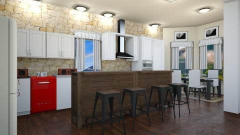 Chavon  - Modern - Kitchen - by Moty56
