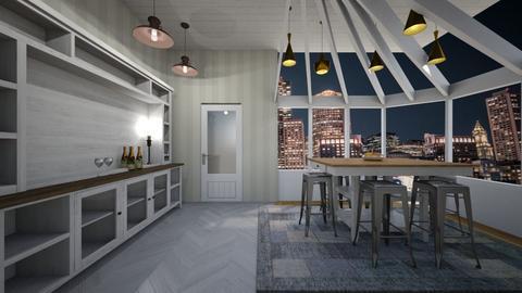EB - Dining room - by heynowgregory