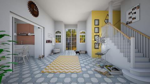 Welcome Home - by RacesJalina