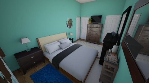 Master Bdrm_rev_1 - Bedroom - by ekebreau