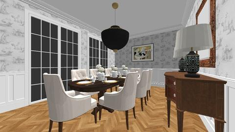 Dining Room - Dining room - by virtuestella