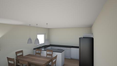 projekt 4 - Living room - by rafaliskorm